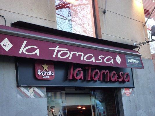 La Tomasa