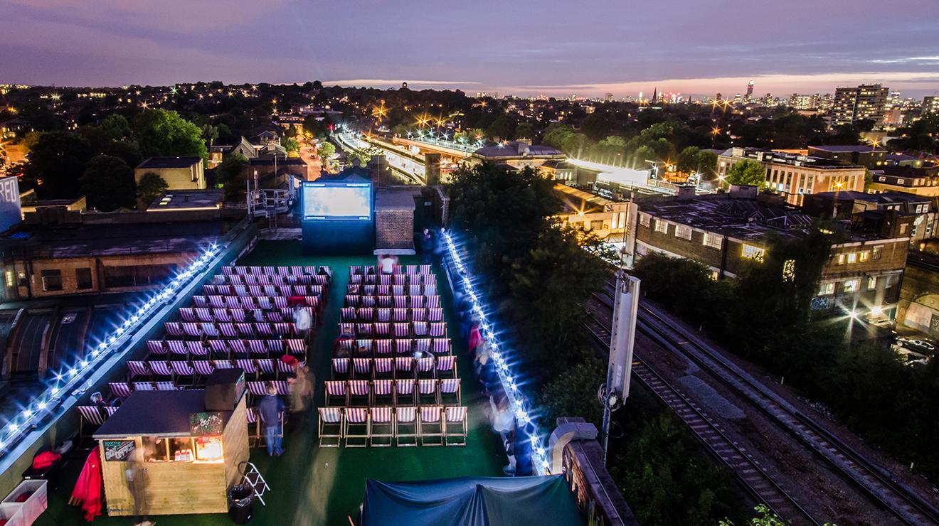 Rooftop Film Club: Peckham Rye