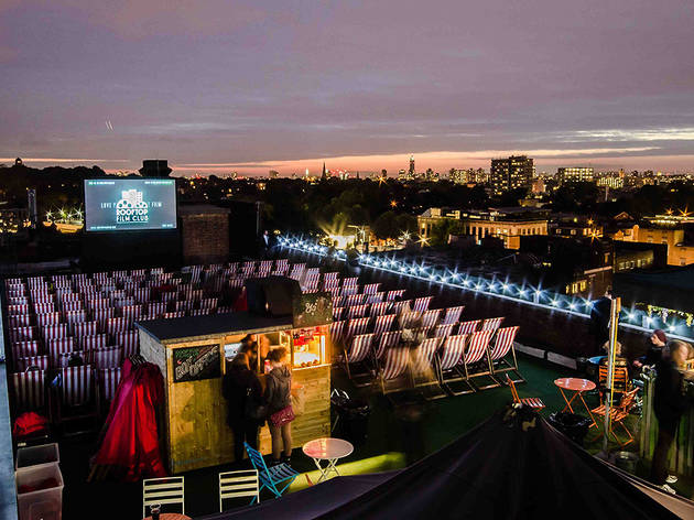 Rooftop Film Club Peckham Rye Film In London