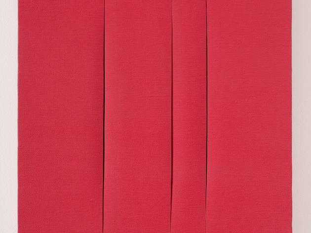 (Lucio Fontana, 'Concetto spaziale, Attese', 1966 / © Fondazione Lucio Fontana, Milano / by SIAE / Adagp, Paris 2014)