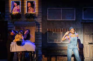 Avenue Q, Greenwich Theatre