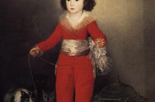 """Goya and the Altamira Family"""