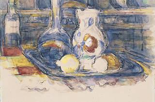 Cézanne: site/non-site
