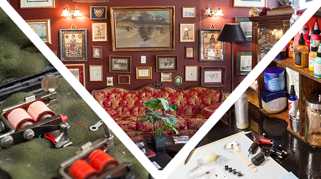 The best tattoo shops in Los Angeles