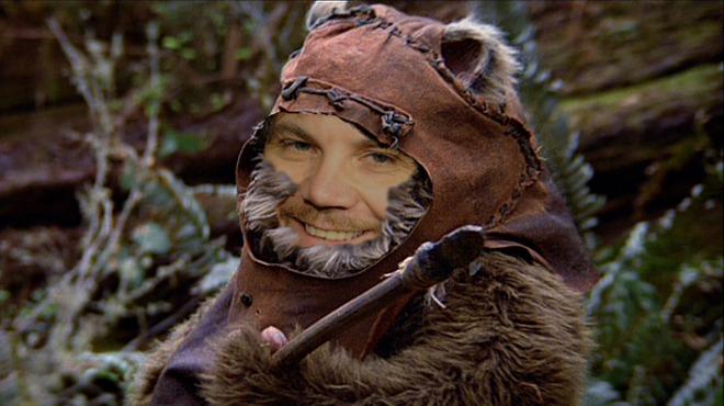 Jeff Tweedy as Tweewok
