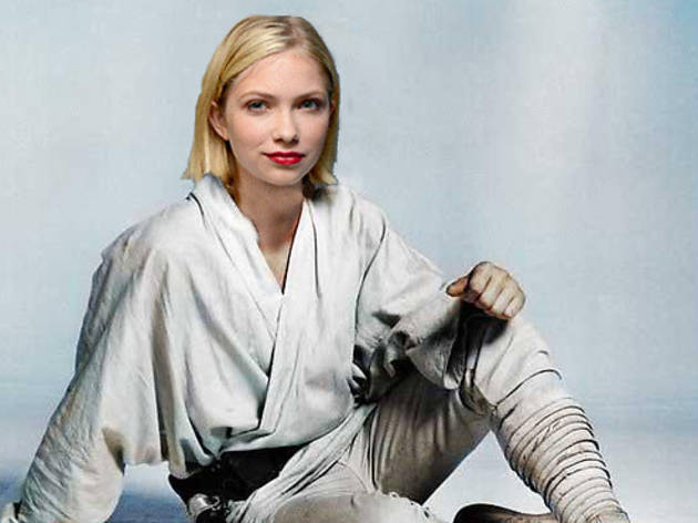 Tavi Gevinson as Tavi Skywalker