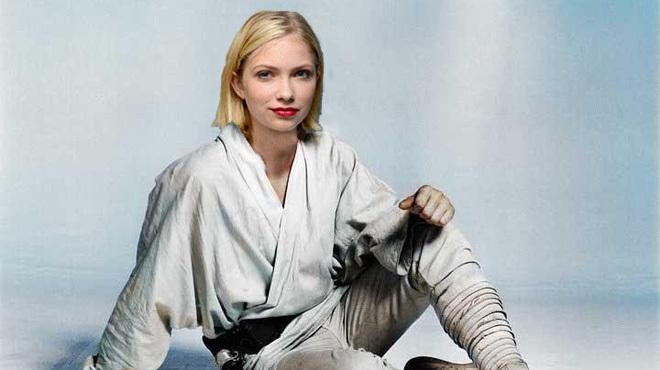Tavi Gevinson as Tavi Skywalker