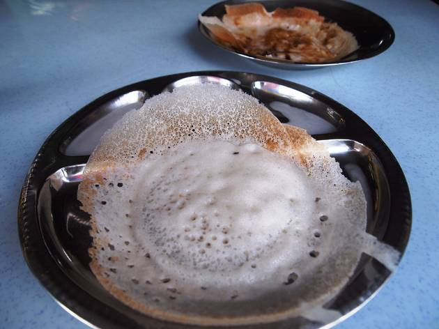 Brown sugar appam