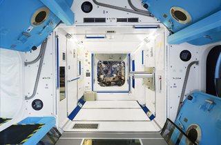 Edgar Martins ('Columbus Training Simulator, ESA-EAC (Cologne, Germany)')