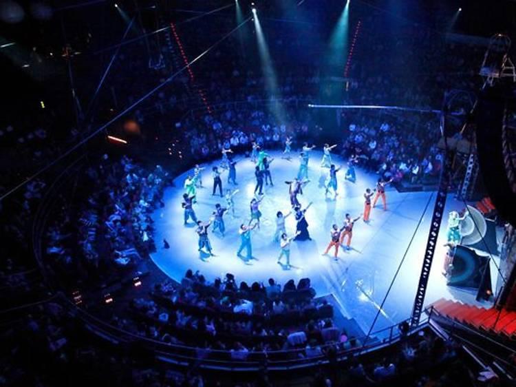 Vuelve a tu infancia con el circo del Teatro Circo Price