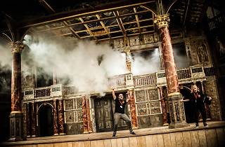 Muse of Fire, Shakespeare's Globe