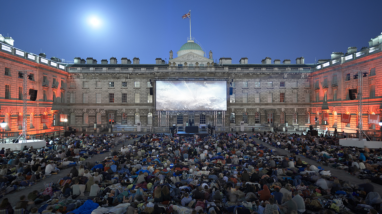 Summer Screen at Somerset House