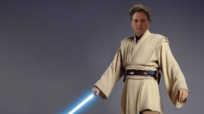Paul Kahan as Obi Wan Kahanobi