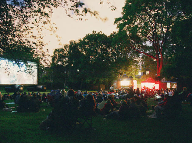 sneakers for cheap 32587 04923 Outdoor cinema in London   Best Places to See Open-Air Movies