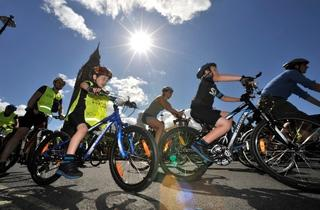 RideLondon, cycling