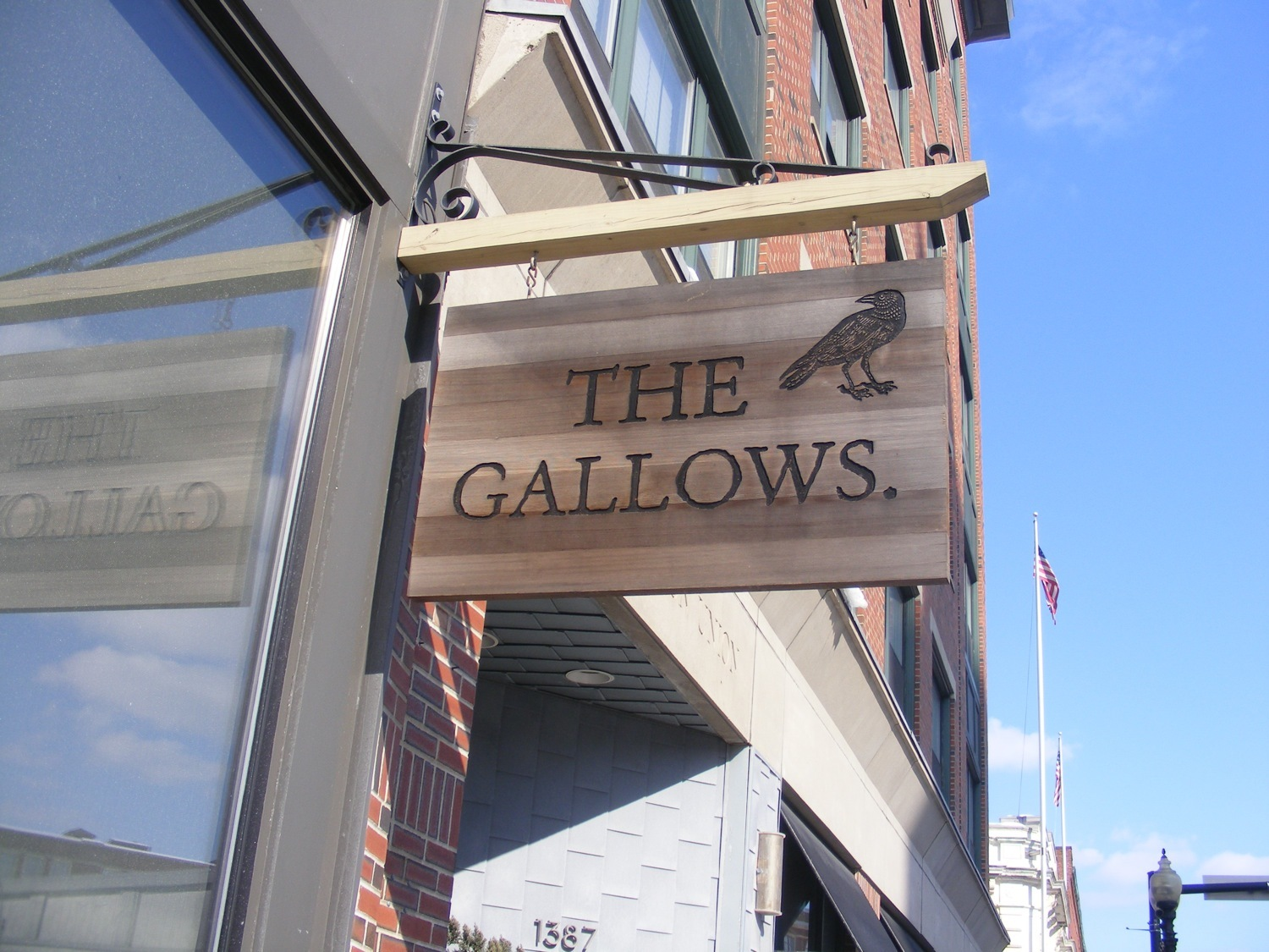 Gallows, Bars, Boston