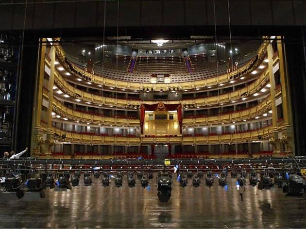 'I due foscari' en el Teatro Real