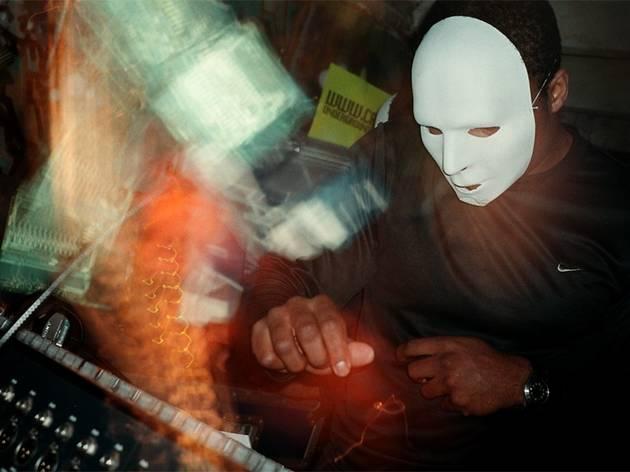 Electroclub: Ultradyne live! + Spy DJ + Omar León