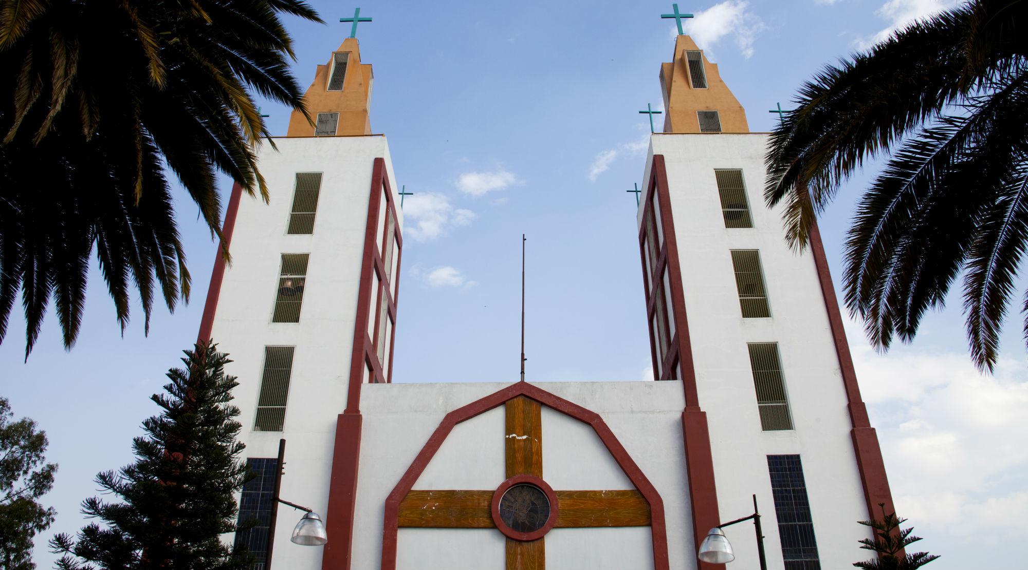 Parroquia de Nuestra Señora del Sagrado Corazón