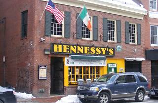 Hennessy's, Bars, Boston