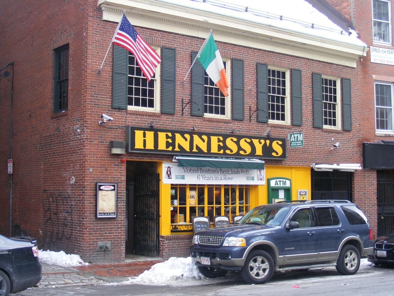 Hennessy's, Bars, Boston