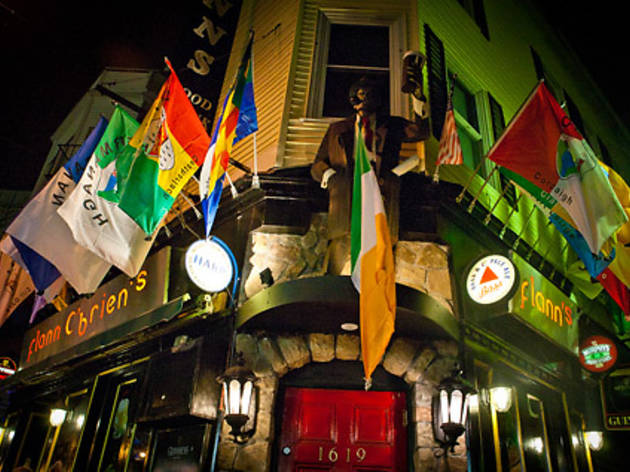 O'Brien's Pub, Bars, Boston