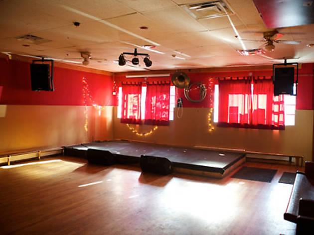 PA's Lounge