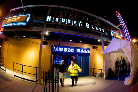 House of Blues, Music and nightlife, Boston