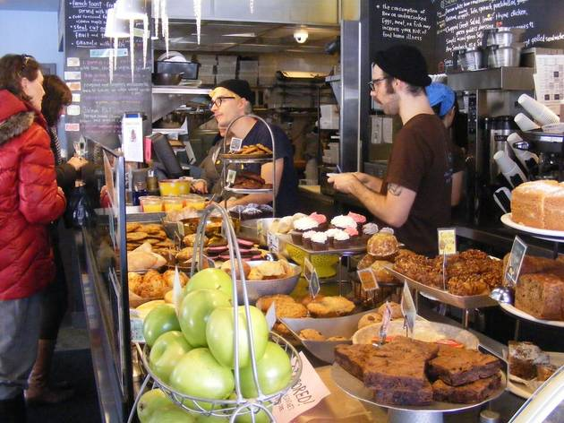 Flour Bakery & Café, Restaurants and cafes, Boston