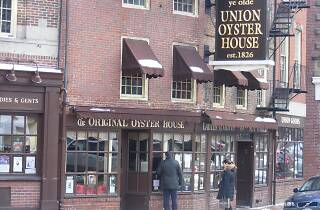 Union Oyster House, Restaurants and cafes, Boston