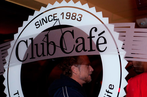 Club Café, Restaurants and cafes, Boston