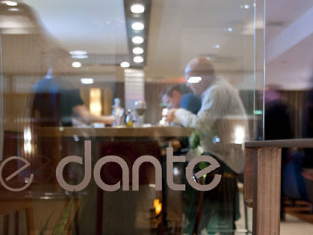 Dante, Restaurants and cafes, Boston