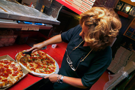 The best 16 pizzerias in The Hub