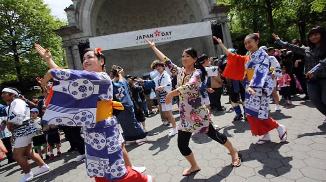 Japan Day in New York 2013