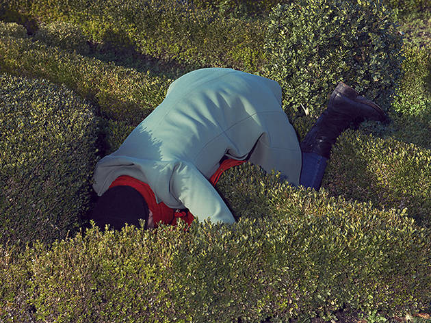 (Kourtney Roy, 'Ils pensent déjà que je suis folle', 2014 / © Kourtney Roy / Carte blanche PMU)