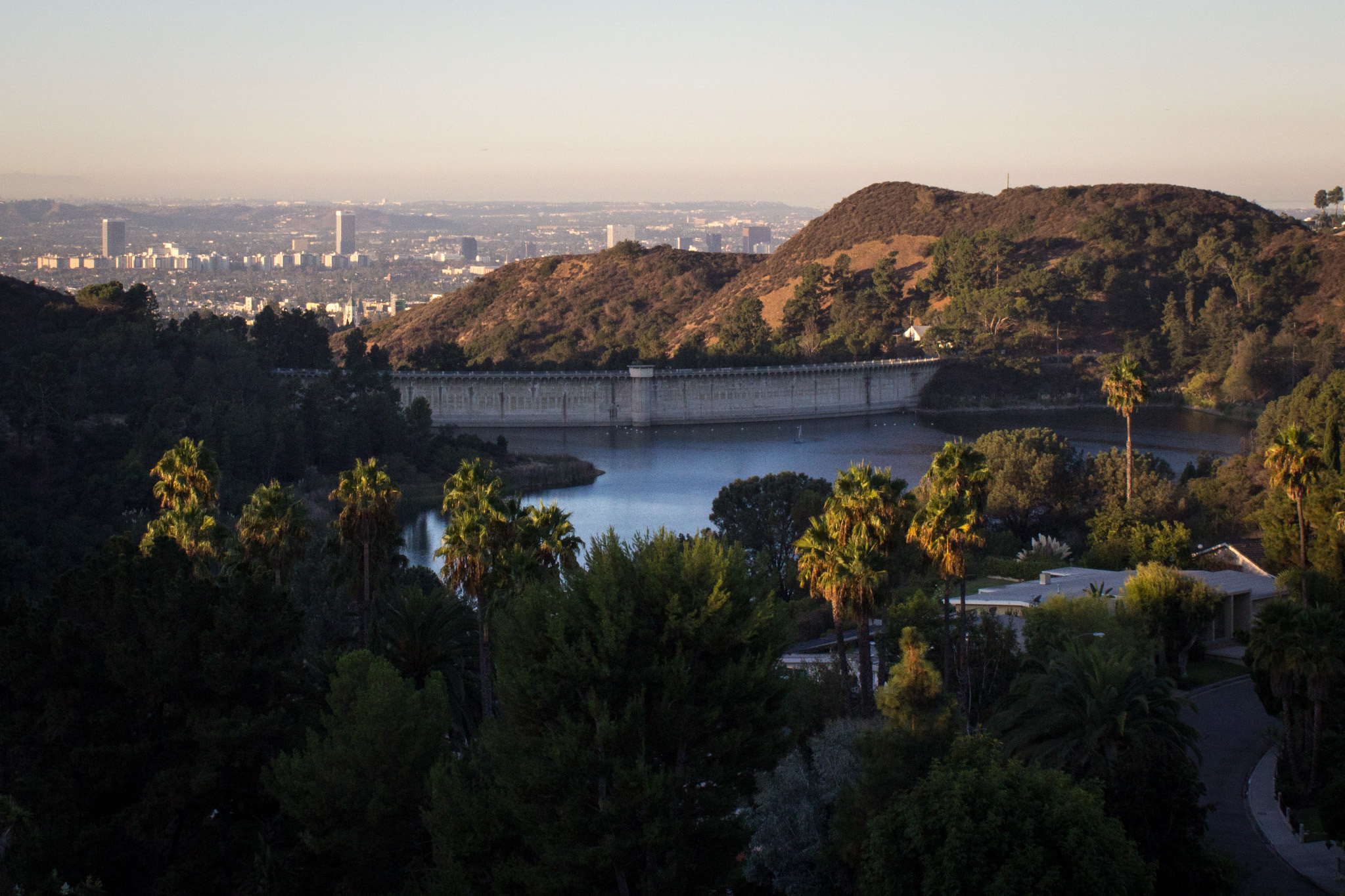 Lake Hollywood Park.