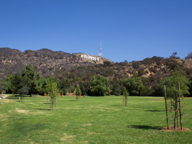 Lake Hollywood Park