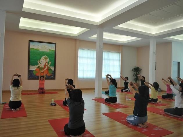 Beth's Yoga Centre