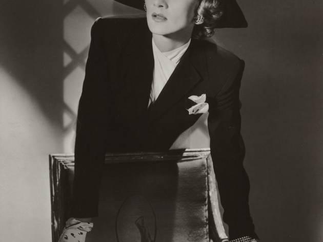 Horst P Horst (Marlene Dietrich, New York, 1942)