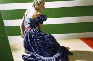 Horst P Horst (Dress by Hattie Carnegie, 1939)