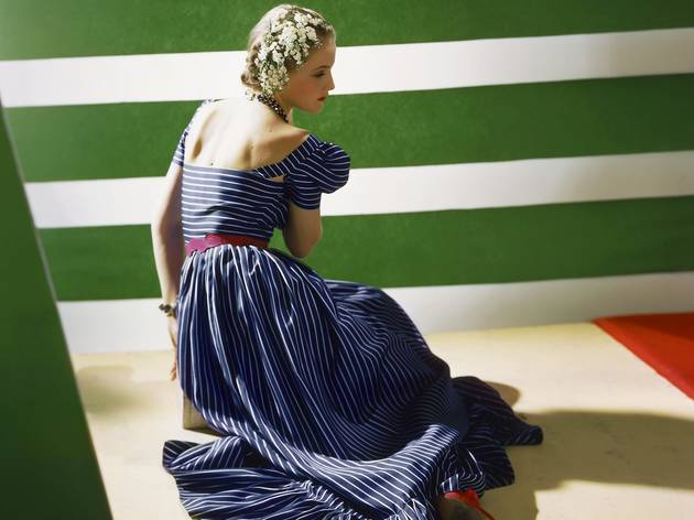 Horst P Horst (Dress by Hattie Carnegie, 1939)