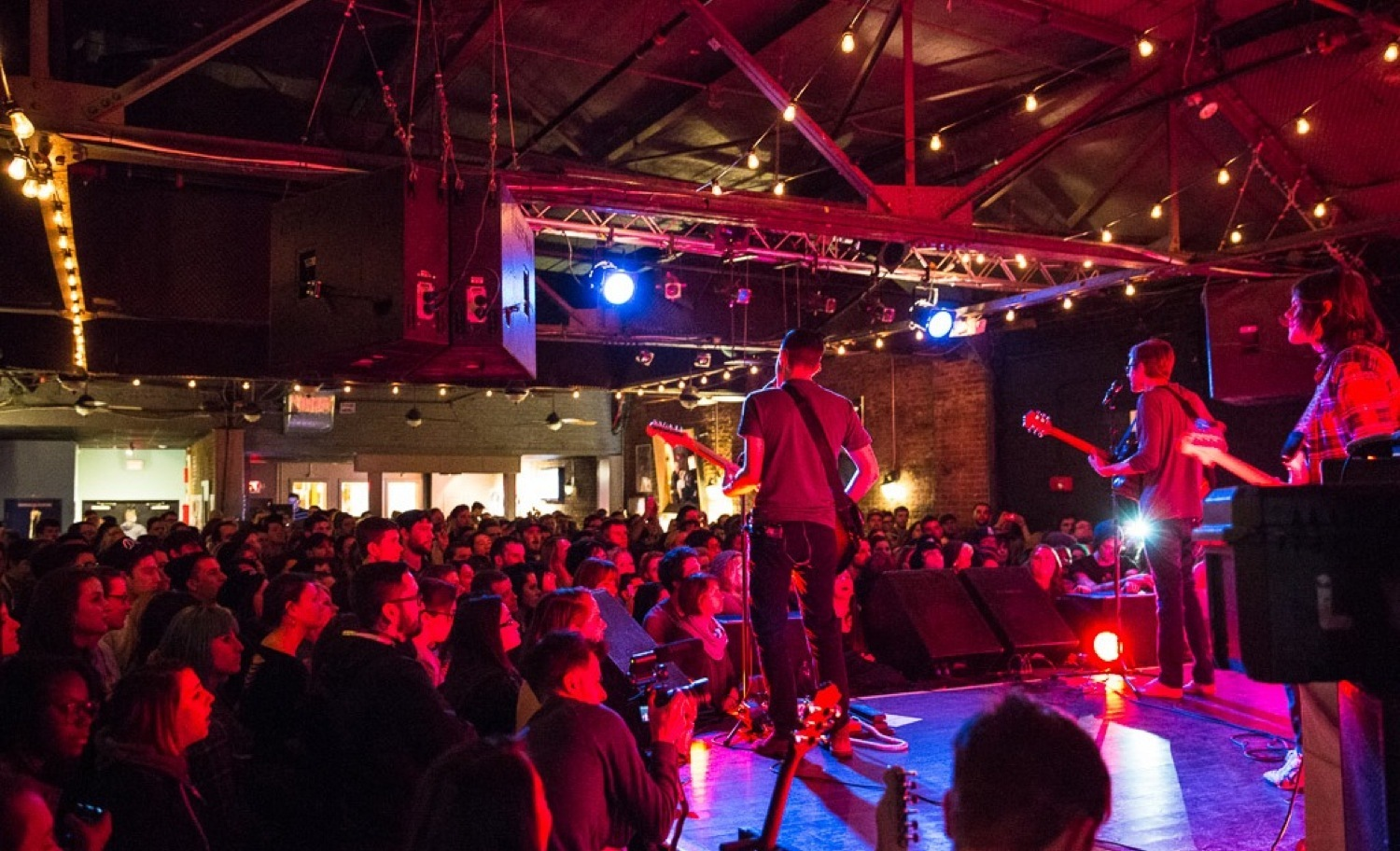 The best live music venues in Boston