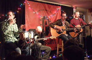 Club Passim, Music and nightlife, Boston