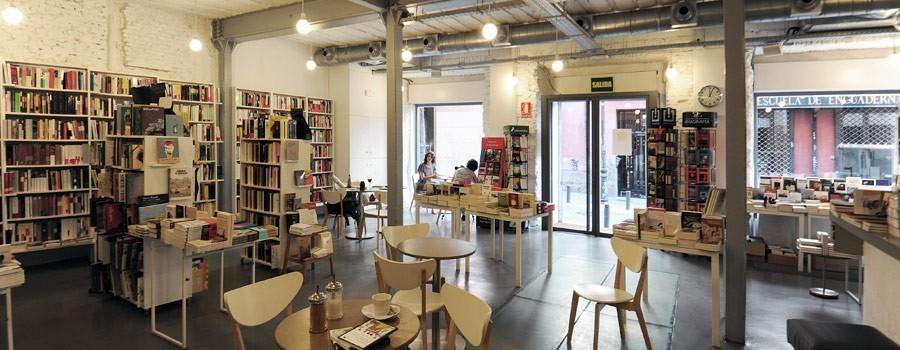 Bookshops with originality