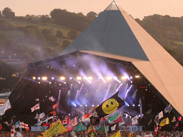 Glastonbury Festival, Pyramid Stage