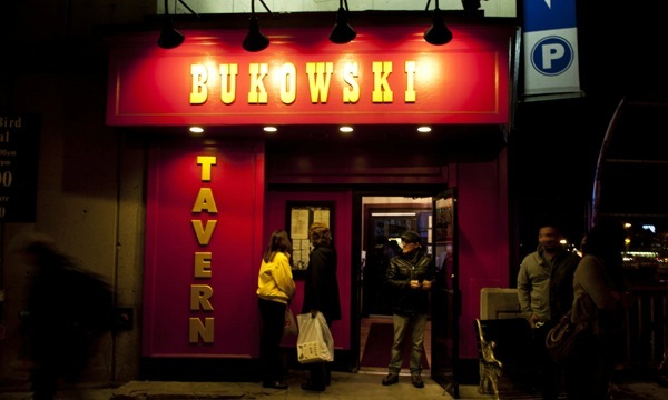 Bukowski Tavern, Bars, Boston