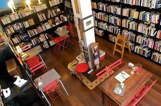 Ocho y Medio Librería