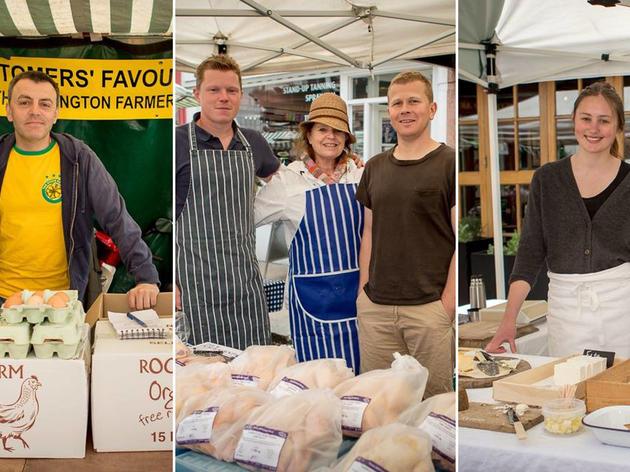 The best farmers' markets in London