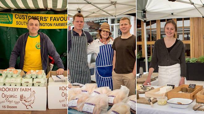 London's best farmers' markets