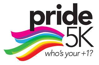 Pride 5K logo